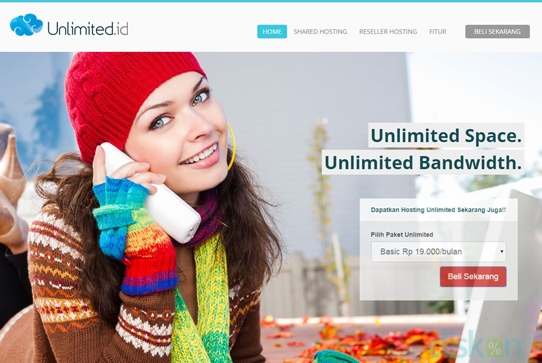 Cheap Hosting Unlimited.ID