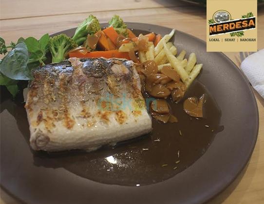 Makan Sehat dan Hemat Hanya di Kedai Merdesa, Diskon 50% Harga Mulai Rp 10.000!